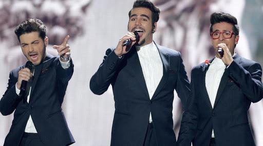 Il Volo, rappresentanti dell'Italia all'Eurovision Song Contest del 2015