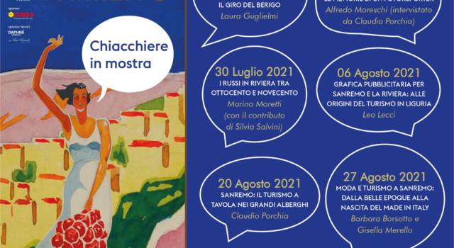 chiacchiere in mostra